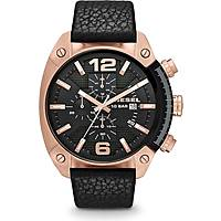 watch chronograph man Diesel Overflow DZ4297
