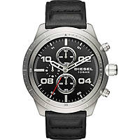 watch chronograph man Diesel Padlock DZ4439