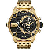 watch chronograph man Diesel The Daddies DZ7412