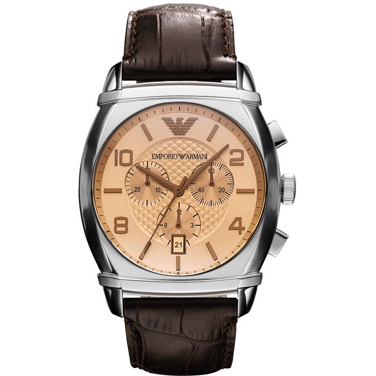 watch chronograph man Emporio Armani AR0348