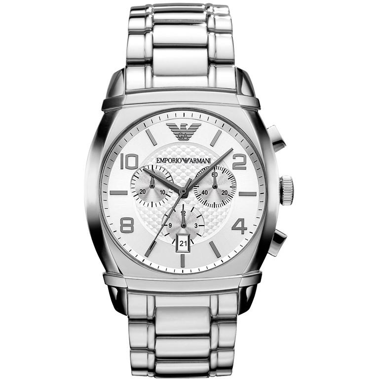 watch chronograph man Emporio Armani AR0350