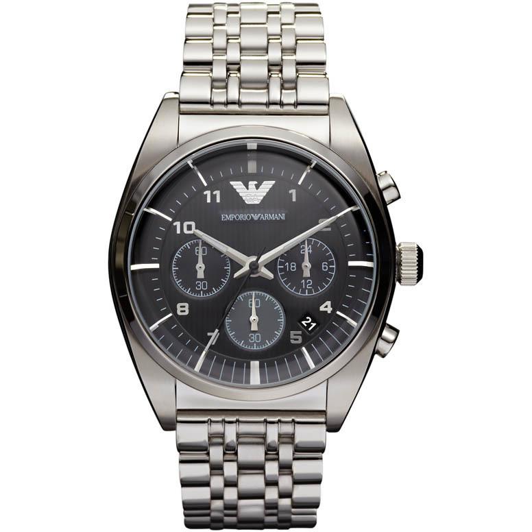 watch chronograph man Emporio Armani AR0373