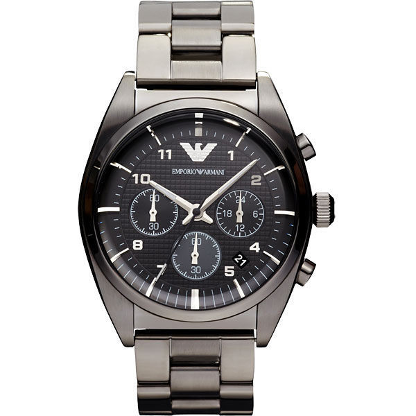 watch chronograph man Emporio Armani AR0376