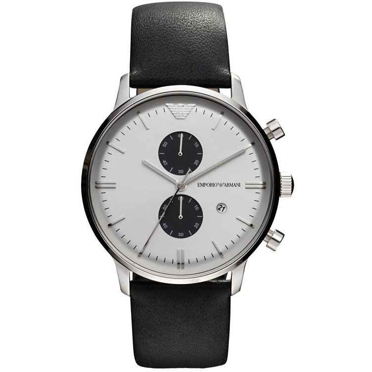 watch chronograph man Emporio Armani AR0385