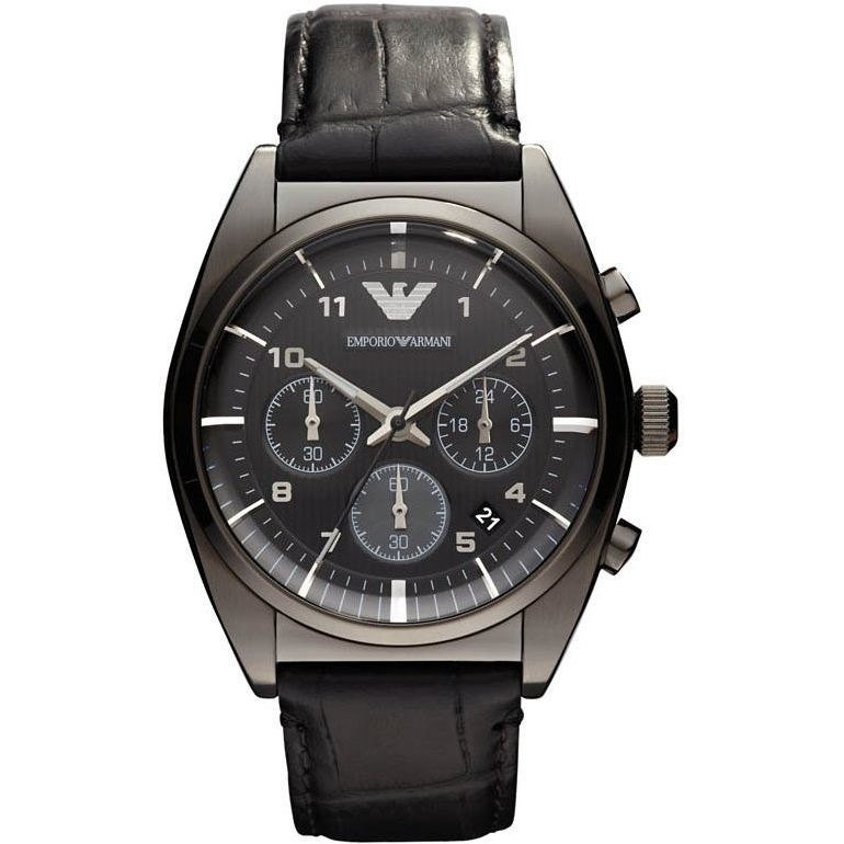 watch chronograph man Emporio Armani AR0393