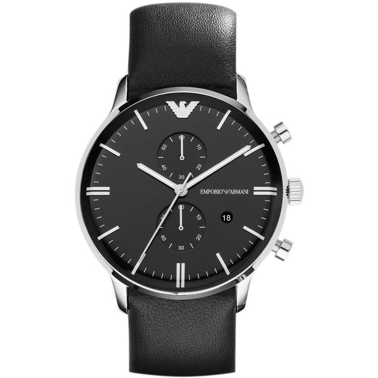 watch chronograph man Emporio Armani AR0397