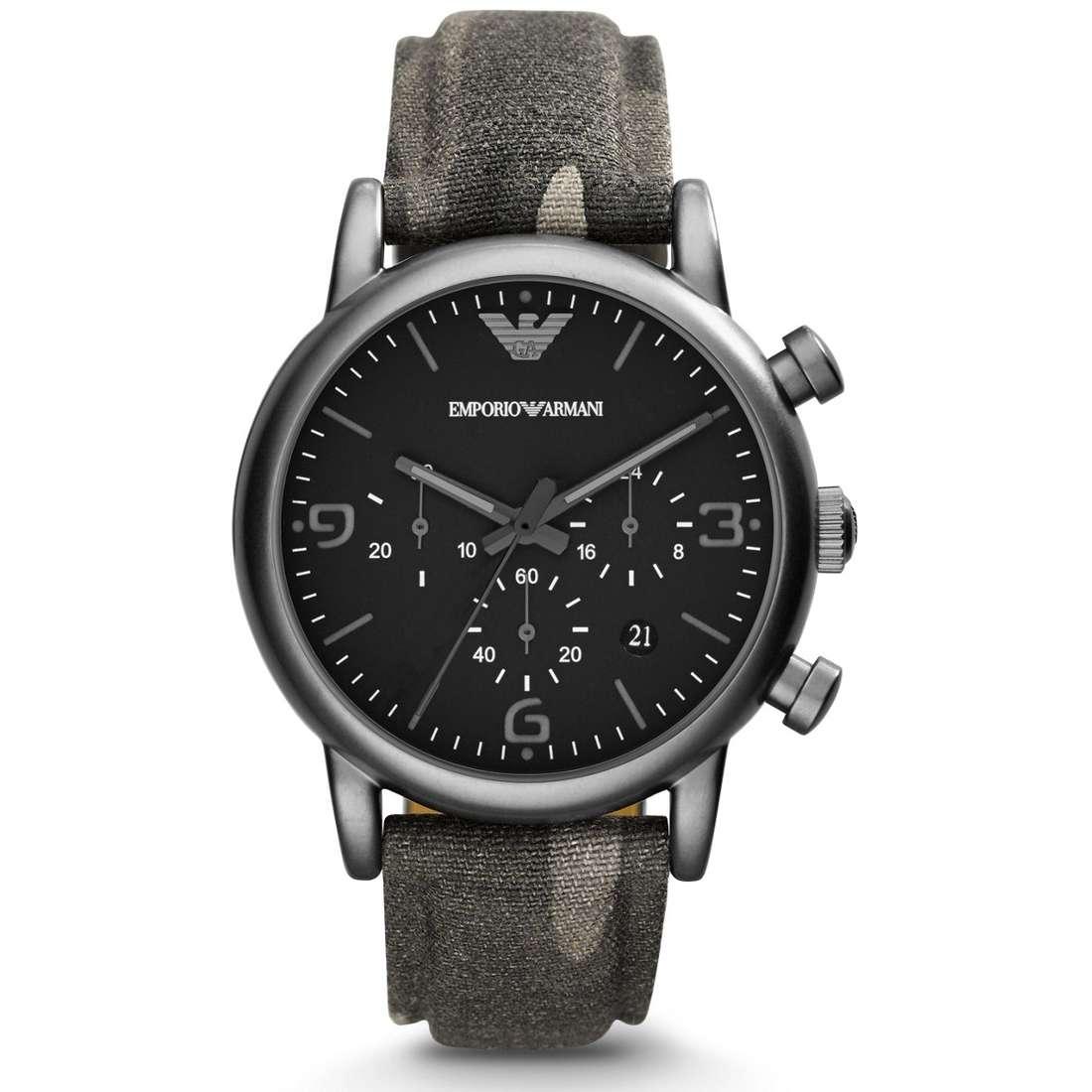 watch chronograph man Emporio Armani AR1817
