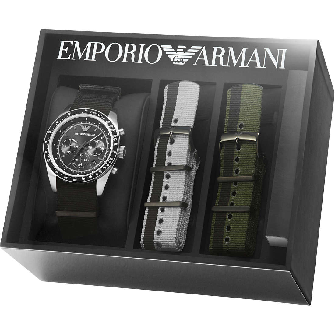 watch chronograph man Emporio Armani AR6109