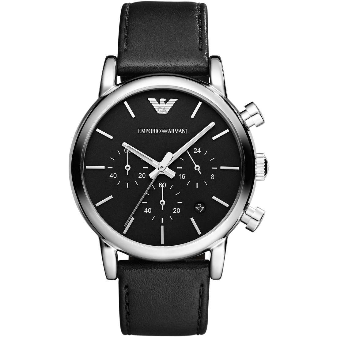 watch chronograph man Emporio Armani Fall 2013 AR1733