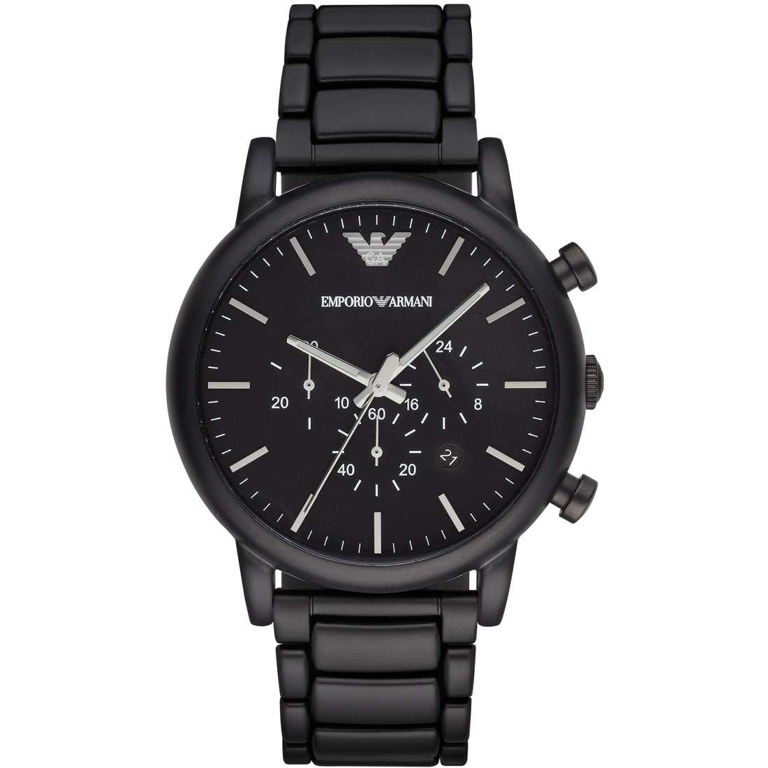 watch chronograph man Emporio Armani Luigi AR1895