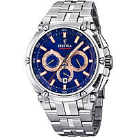 watch chronograph man Festina Chrono Bike F20327/4