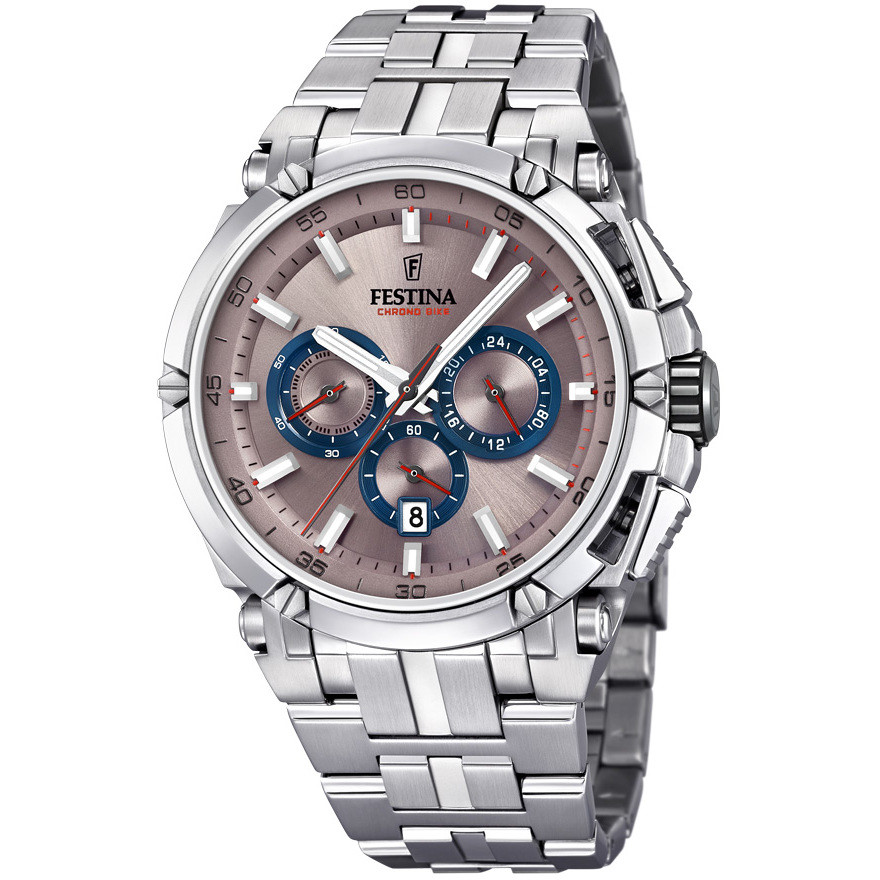 8e818638e watch chronograph man Festina Chrono Bike F20327/5 chronographs Festina