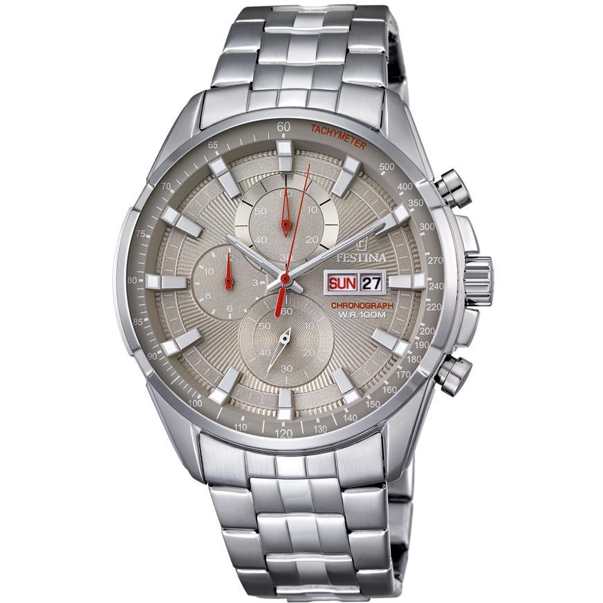 watch chronograph man Festina Chrono Sport F6844 2 chronographs Festina 0e5dcddc08