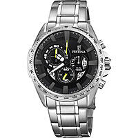 watch chronograph man Festina Chrono Sport F6864/6