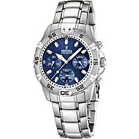 watch chronograph man Festina Estuche F16635/3