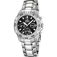 watch chronograph man Festina Estuche F16635/4
