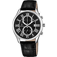 watch chronograph man Festina Retro F6855/4