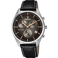 watch chronograph man Festina Retro F6860/4