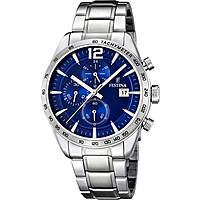 watch chronograph man Festina Timeless Chronograph F16759/3