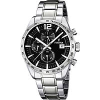 watch chronograph man Festina Timeless Chronograph F16759/4