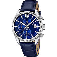 watch chronograph man Festina Timeless Chronograph F16760/3