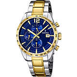 watch chronograph man Festina Timeless Chronograph F16761/2