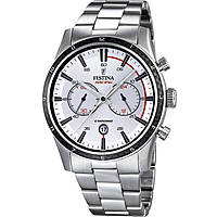 watch chronograph man Festina Timeless Chronograph F16818/1