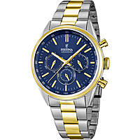 watch chronograph man Festina Timeless Chronograph F16821/3