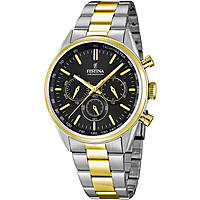 watch chronograph man Festina Timeless Chronograph F16821/4