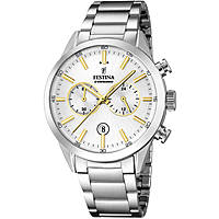 watch chronograph man Festina Timeless Chronograph F16826/D