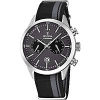 watch chronograph man Festina Timeless Chronograph F16827/1