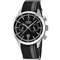watch chronograph man Festina Timeless Chronograph F16827/3