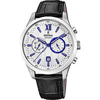 watch chronograph man Festina Timeless Chronograph F16996/2