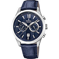 watch chronograph man Festina Timeless Chronograph F16996/3