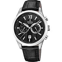 watch chronograph man Festina Timeless Chronograph F16996/4