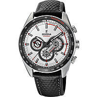 watch chronograph man Festina Timeless Chronograph F20202/1