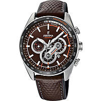 watch chronograph man Festina Timeless Chronograph F20202/3