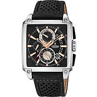 watch chronograph man Festina Timeless Chronograph F20265/4