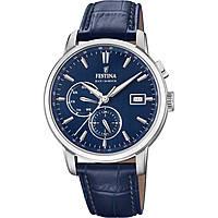 watch chronograph man Festina Timeless Chronograph F20280/3