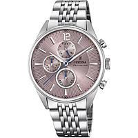 watch chronograph man Festina Timeless Chronograph F20285/2