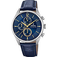 watch chronograph man Festina Timeless Chronograph F20286/3