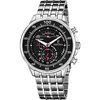 watch chronograph man Festina Timeless Chronograph F6830/4
