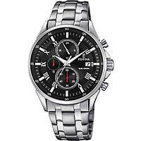 watch chronograph man Festina Timeless Chronograph F6853/4
