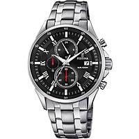 watch chronograph man Festina Timeless Chronograph F6853/4