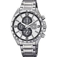 watch chronograph man Festina Timeless Chronograph F6861/1