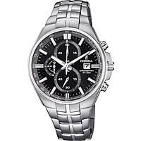 watch chronograph man Festina Timeless Chronograph F6862/4