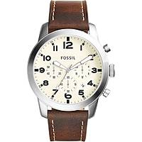 watch chronograph man Fossil 54 Pilot FS5146