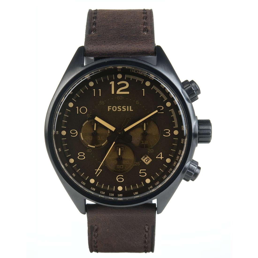 watch chronograph man Fossil CH2782