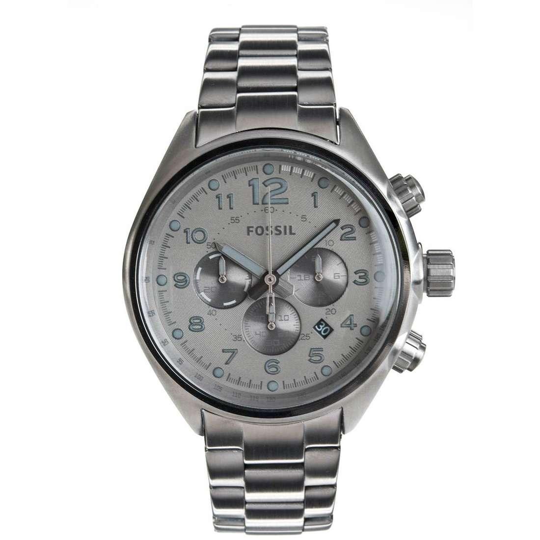 watch chronograph man Fossil CH2802