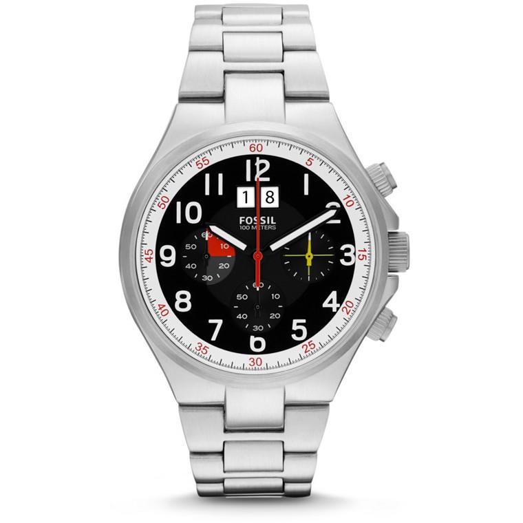 watch chronograph man Fossil CH2909